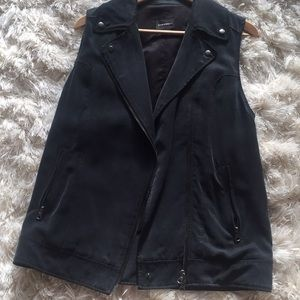 Club Monaco Jackets & Coats - Club Monaco navy vest tunic